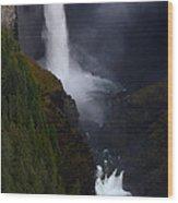 Helmcken Falls 3 Wood Print