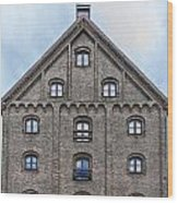 Helsingborg Gamla Stan Wood Print