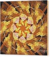 Hemera Wood Print