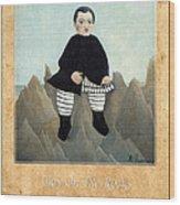 Henri Rousseau 1 Wood Print