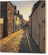 Henrietta Street Wood Print
