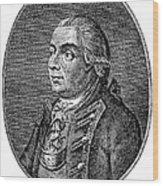 Henry Clinton (1738-1795) Wood Print