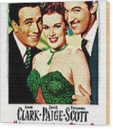 Her Kind Of Man, Us Poster, From Left Wood Print