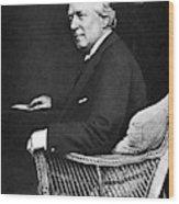 Herbert Henry Asquith (1852-1928) Wood Print