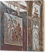 Herculaneum Wall Wood Print