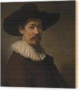 Herman Doomer Wood Print