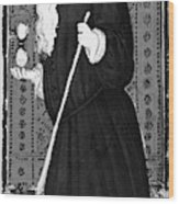 Hermit, 1430 Wood Print