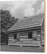 Hermitage Farmhouse 1 Wood Print