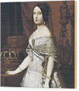 Hernandez Amoresgerm�n 1823-1894 Wood Print