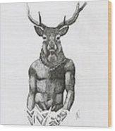 Herne 2.0 Wood Print