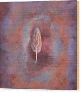 Hidden Flower Secret Tree Wood Print by John Magnet Bell