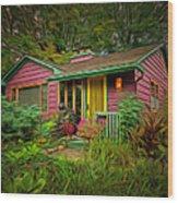 Hidden Gems Of Ann Arbor #18 Wood Print