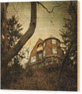 Hideaway Wood Print