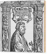 Hieronymous Bock (c1489-1554) Wood Print