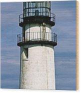 Highland Light Sentinel To The Sea   Wood Print