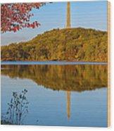 Highpoint Fall Wood Print