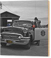 Highway Patrol 5 Wood Print