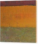 Highway Series - Grasses Wood Print