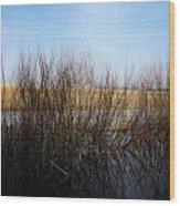 Highway Seven  Wood Print