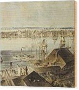 Hill, John William 1812-1879. View Wood Print