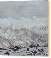 Himalayan Sherpa Memorial Wood Print