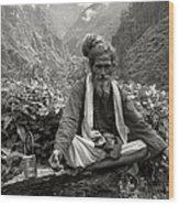 Himalayan Wood Print