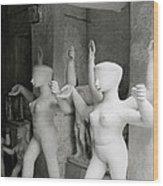 Hindu Idols Wood Print