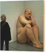 Hirshhorn Museum Sculpture Wood Print