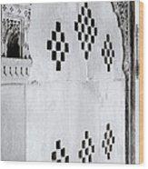 Symbol Of India Wood Print