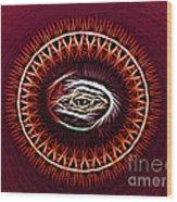 Hj-eye Wood Print