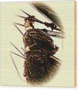 Hms Bounty - Lost At Sea  Wood Print