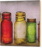 Hobby - Jars - I'm A Jar-aholic  Wood Print