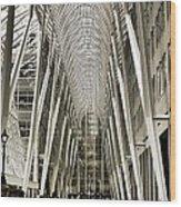 Hockey Hall Of Fame - Galleria Wood Print