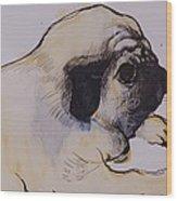 Hogarth Wood Print