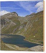 Hohe Tauern National Park Austria  Wood Print