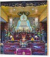 Hoi Thanh Buddhist Temple Wood Print