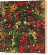 Holiday Beauty Wood Print