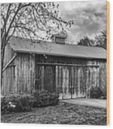 Holland Barn 2140b Wood Print