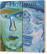 Holliman Wood Print