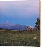 Hollingshead Ranch Wood Print