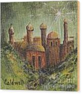 Holy City Wood Print