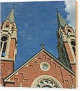 Holy Hill 1  Wood Print