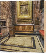Holy Spirit Chapel Wood Print