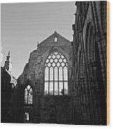 Holyroodhouse Wood Print
