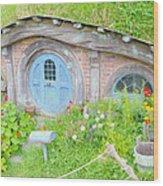 Home Of Hobbiton 1 Wood Print