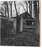 Home Sweet Home Wood Print
