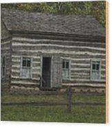 Homestead 3 Wood Print