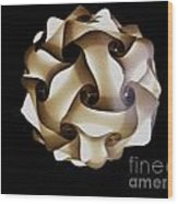 Honeycomb Hideout Wood Print