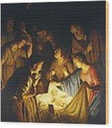 Honthorst, Gerrit Van, Also Called Wood Print by Everett