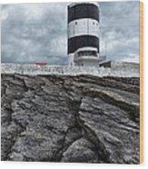 Hook Head Lighthouse Wood Print